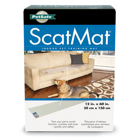 "PetSafe SKM-C472 Scatmat Sofa 60"" X 12"" - Peazz Pet"