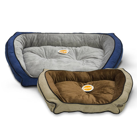 K&H Pet Products KH7321 Bolster Couch Pet Bed