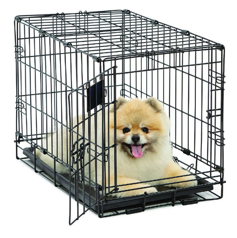 Midwest LS-1622 Life Stages Single Door Dog Crate