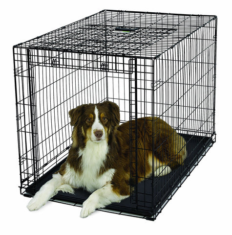 "Ovation Single Door Crate with Up and Away Door 43.75"" x 28.25"" x 30.5"" - Peazz.com"