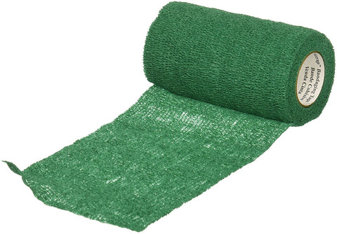 "3M Health Care 10117 3M Vetrap Bandage Tape, 4"" X 5 Yard Roll, GREEN - Peazz Pet"