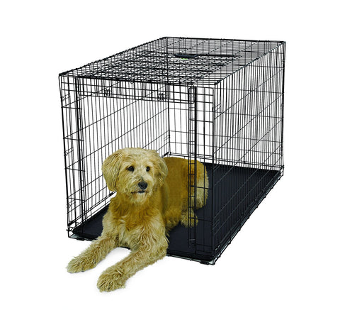 "Ovation Single Door Crate with Up and Away Door 49.75"" x 30.25"" x 32.25"" - Peazz.com"