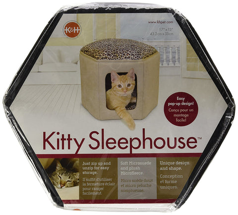 K&H Pet Products KH3892 Kitty Clubhouse