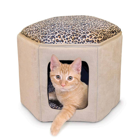 K&H Pet Products KH3891 Thermo-Kitty Sleephouse