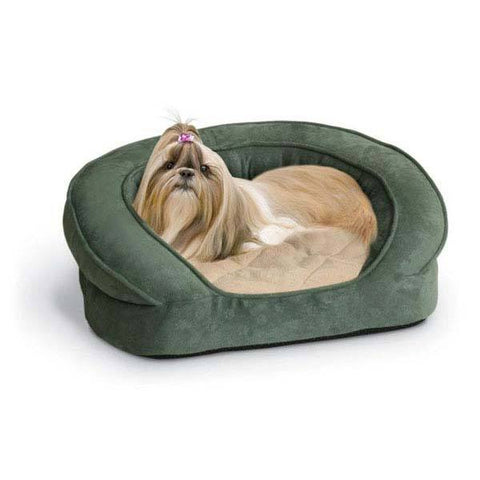 K&H Pet Products KH4427 Deluxe Ortho Bolster Sleeper Pet Bed