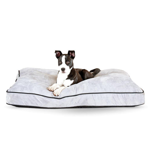 K&H Pet Products KH7422 Tufted Pillow Top Pet Bed