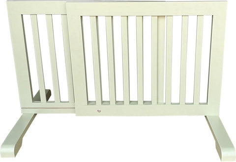 MDOG2 MK814-720LTGRN Free Standing Pet Gate - Light Green - Peazz Pet - 3