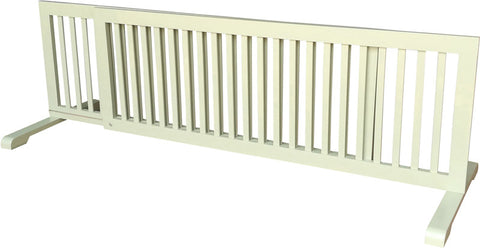 MDOG2 MK814-722LTGRN Free Standing Pet Gate - Light Green - Peazz Pet - 3