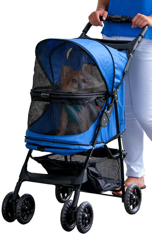 Pet Gear PG81NZSP Strollers Sapphire Finish
