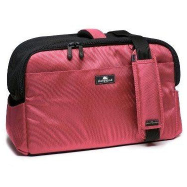 Sleepypod Atom AT-PNK Metro Pet Carrier (Blossom Pink) Small