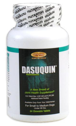 Dasuquin for Small to Medium Dogs (84 Tabs) - Peazz.com