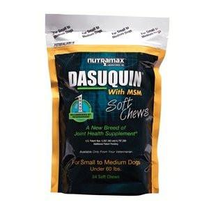 Dasuquin MSM Small/Medium Dog, 84 Soft Chews - Peazz.com