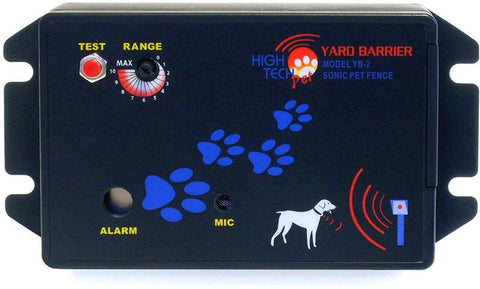 High Tech Pet YBR-1 Yard Barrier Extra Receiver - Peazz.com