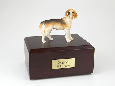 Beagle TR200-012 Figurine Urn - Peazz Pet - 1