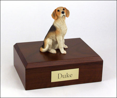 Beagle TR200-313 Figurine Urn - Peazz Pet - 1