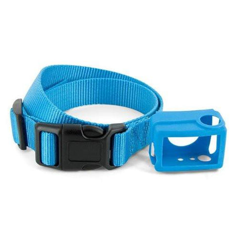 PetSafe PAC00-12728 Big Dog Spray Bark Control Collar Skin Blue - Peazz.com
