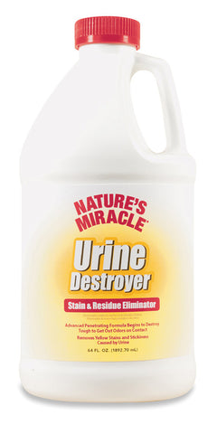 Natural Miracle Urine Destroyer 64 Ounce (P-5758) -Peazz Pet