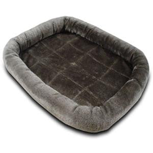 "30"" Majestic Pet Crate Pet Bed Mat (Charcoal) - Peazz Pet"
