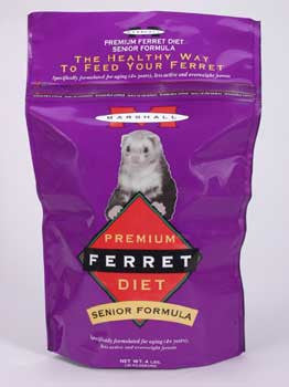 Senior Ferret Diet 4lb (FD-259) - Peazz Pet