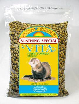 Vita Plus Ferret 3lb (6pc) - Peazz Pet