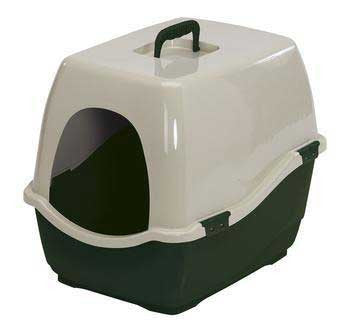Bill 1s Economy Enclosed Cat Pan Large - Peazz Pet