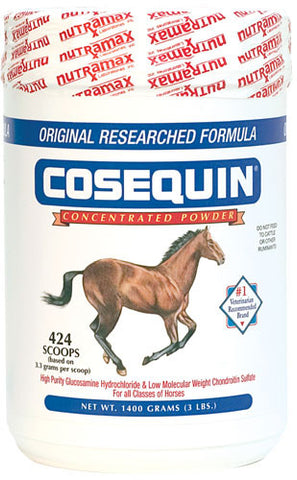 Cosequin Equine Powder Concentrate, 1400 grams - Peazz Pet