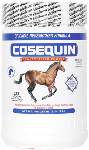 Cosequin Equine Powder Concentrate, 700 grams - Peazz Pet