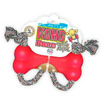 Kong Bone With Rope - Peazz Pet