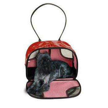 Wilson Tote Small Red -Peazz Pet