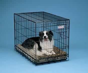 Prec Great Crate 30x19x22 Black - Peazz Pet