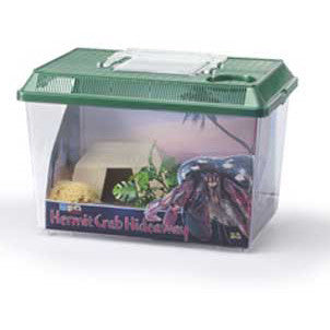"Hermit Crab Hideaway Kit (11 X 7 X 8""h) (20060) - Peazz Pet"