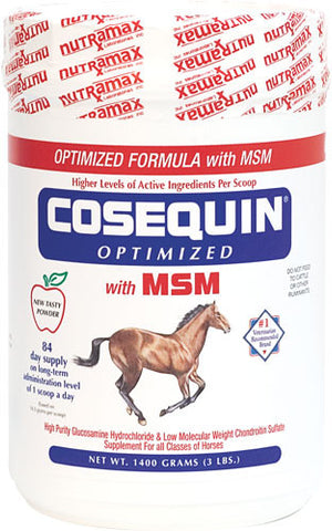 Cosequin EQ Optimized Formula with MSM, 1400 grams - Peazz Pet