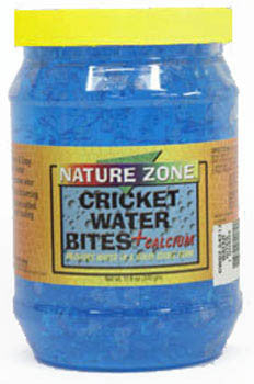 Cricket Water Bites Plus Calcium 32oz (original) - Peazz Pet