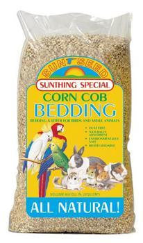 Corn Cob 8lb (4pc) - Peazz Pet