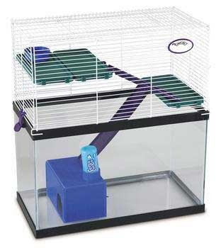 My First Home Tank Topper 10 Gallon (100079041) - Peazz Pet