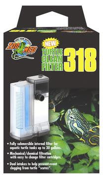 Turtle Clean 318 Submersible Power Filter (TC-20)