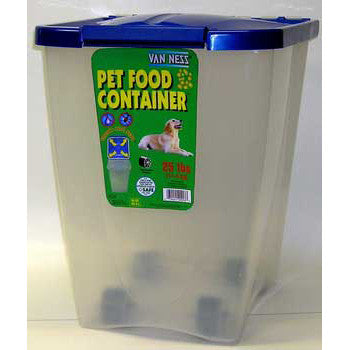 Pet Food Container 25lb (FC25) - Peazz Pet