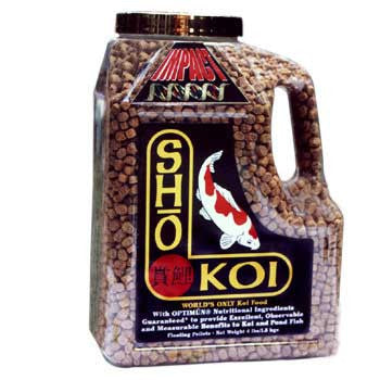 Sho Koi Impact - Small Floating Pellet (2.6mm) 4lb - Peazz Pet