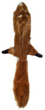 "Skinneeez Plush Squirrel 24"" (5368) - Peazz Pet"