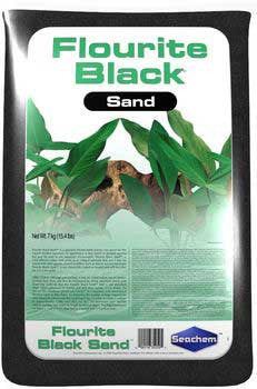 Flourite Black Sand Clay - based Plant Gravel 7 Kilo - Peazz Pet