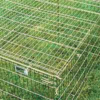 Wire Mesh Top For Midwest Pens (540-WM) - Peazz Pet