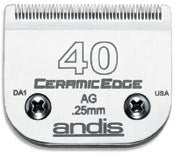 Andis Ceramic Edge Blade #40 (64265) - Peazz Pet