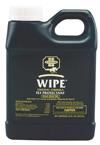 Wipe Fly Protectant Original Pint (10122) - Peazz Pet