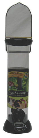 Onyx Clever Clean Nyjer Feeder Black 12 Inch (Cc12N) - Peazz Pet