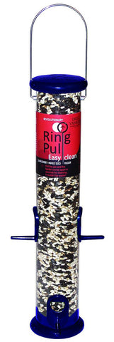 Ring Pull Feeder Blue 15 Inch (Rps15B) - Peazz Pet