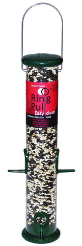 Ring Pull Feeder Green 15 Inch (Rps15G) - Peazz Pet