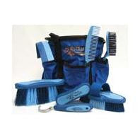Equestria Sport Grooming Set - Blue 8 Pieces (2107) - Peazz Pet