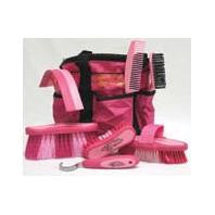 Equestria Sport Grooming Set - Pink 8 Pieces (2105) - Peazz Pet