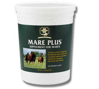 Mare Plus Horse Supplement For Mares 3 Lbs (33304) - Peazz Pet