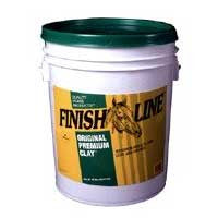 Finish Line Original Premium Clay Poultice 23 Lb (6023) - Peazz Pet